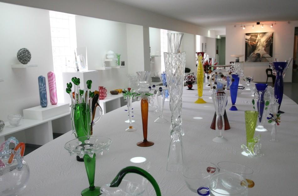 Ajeto Art Glass Museum
